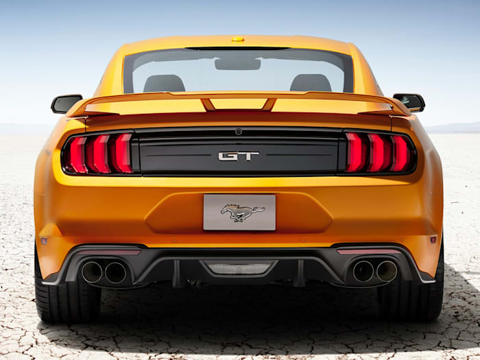 2018 Ford Mustang Information
