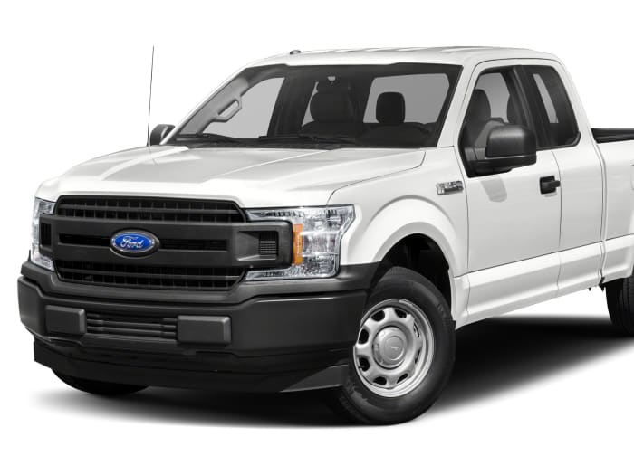 2018 Ford F 150 Lariat 4x4 Supercab Styleside 6 5 Ft Box