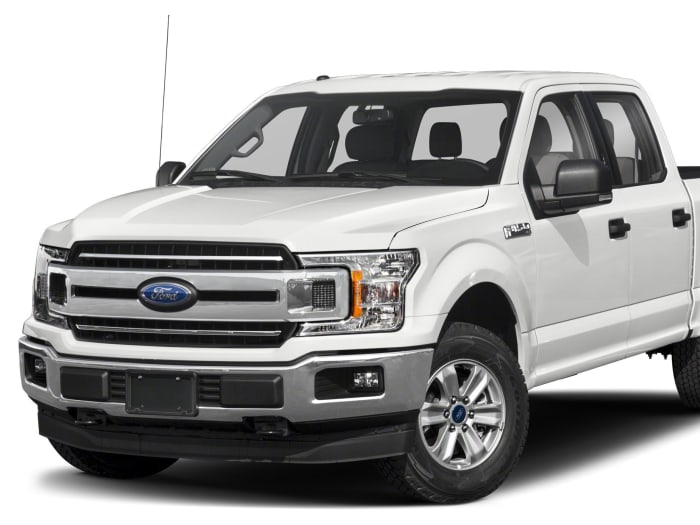 2018 ford f 150 limited 4x2 supercrew cab styleside 5 5 ft. Black Bedroom Furniture Sets. Home Design Ideas
