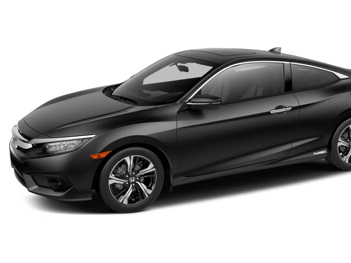 2018 Honda Civic Touring 2dr Coupe Information
