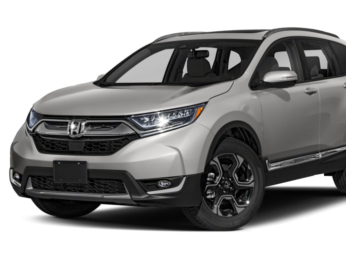 2018 Honda CR V Touring 4dr All wheel Drive Pricing and