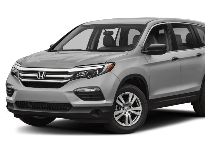 2018 Honda Pilot LX 4dr Front Wheel Drive Specs And Prices