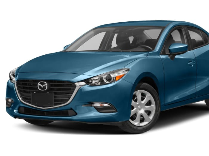 2018 Mazda Mazda3 Information