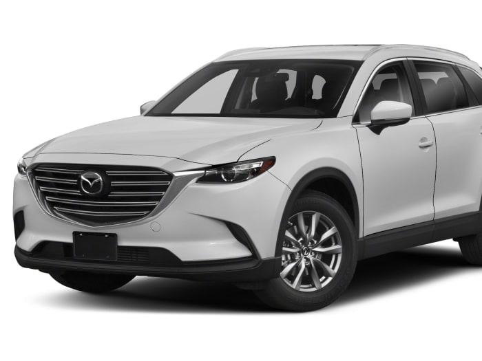 2018 Mazda CX-9 Information