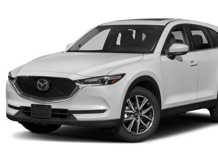 2018 mazda cx 5 grand touring 4dr front wheel drive sport utility safety features. Black Bedroom Furniture Sets. Home Design Ideas