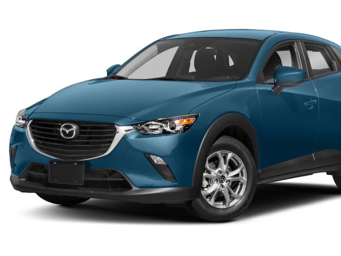 2018 Mazda CX-3 Information