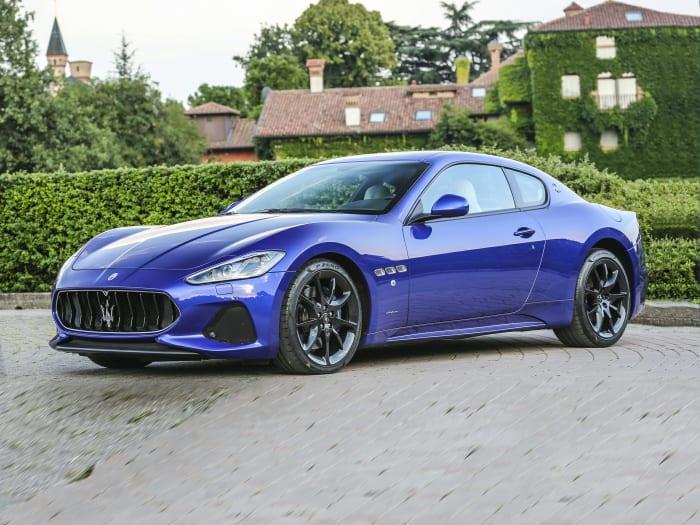 2018 Maserati GranTurismo Information