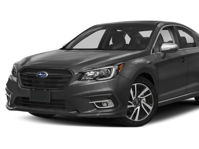 Mazda Certified Pre Owned >> 2018 Subaru Legacy 2.5i Sport 4dr All-wheel Drive Sedan Information