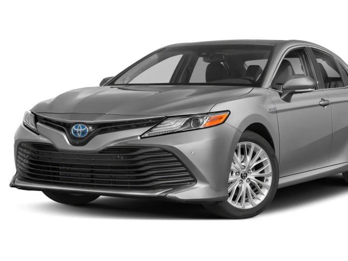 2018 Toyota Camry Hybrid Information