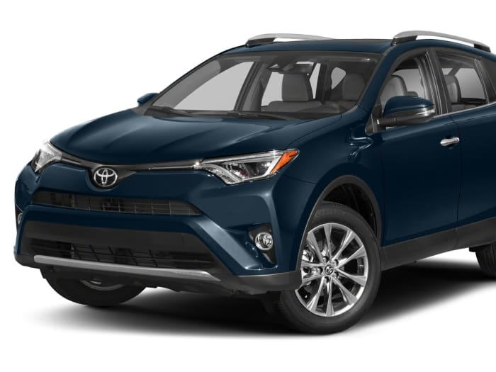 2018 toyota rav4 limited 4dr front wheel drive safety features. Black Bedroom Furniture Sets. Home Design Ideas
