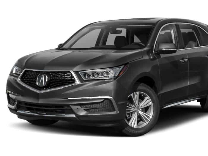 2019 Acura MDX Rebates and Incentives