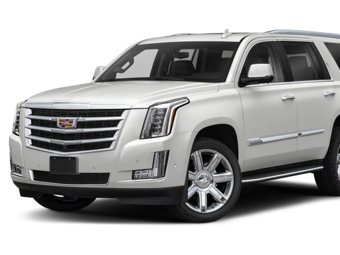 2020 Cadillac Escalade Pictures