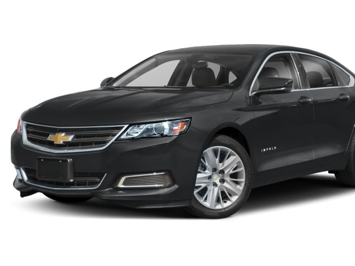 2019 Chevrolet Impala Premier w/2LZ 4dr Sedan Specs and ...