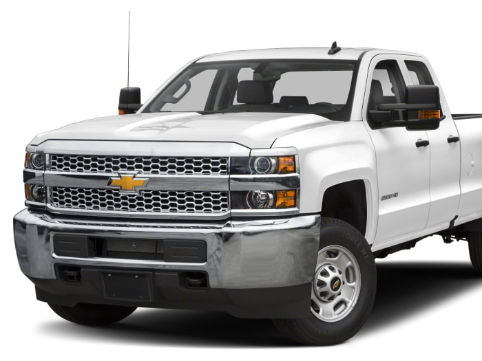 2019 chevrolet silverado 2500hd wt 4x4 double cab 6 6 ft  box 144 2 in  wb pictures