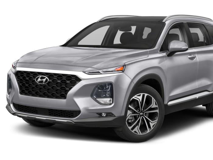 2019 Hyundai Santa Fe Limited 2 4 4dr All Wheel Drive