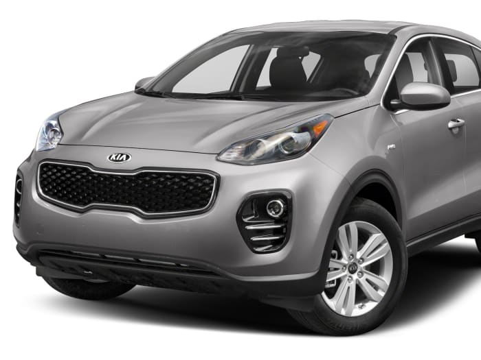 2018 Kia Sportage LX 4dr All-wheel Drive Specs And Prices