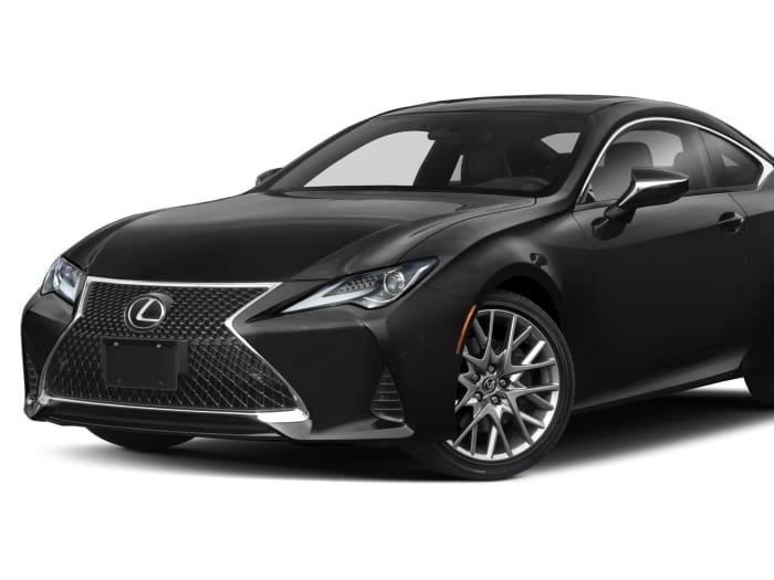 2019 Lexus RC 350 F SPORT 2dr All-wheel Drive Coupe for ...