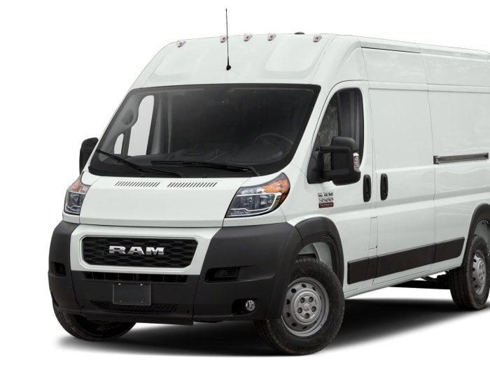 2019 Ram Promaster High Roof 3500 Cargo Van 159 In Wb For