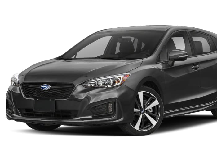 2019 subaru impreza sport 4dr all wheel drive hatchback specs and prices. Black Bedroom Furniture Sets. Home Design Ideas