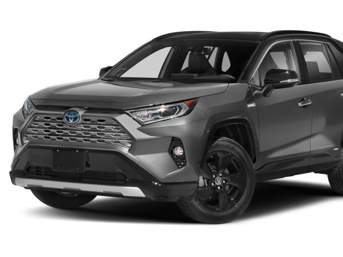 2019 Toyota Rav4 Hybrid Photos