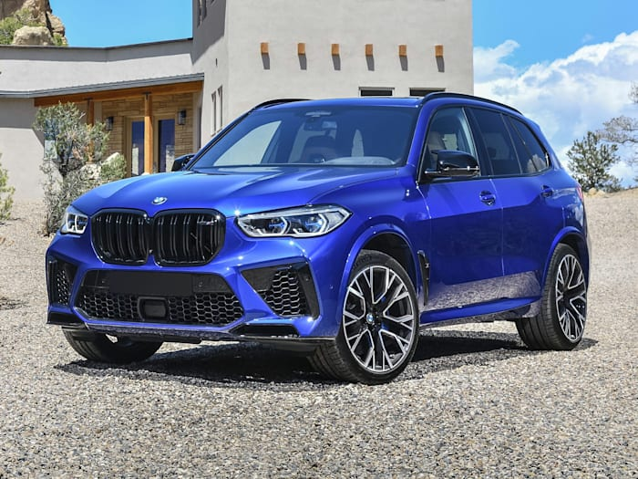 2021 BMW X5 M Specs and Prices