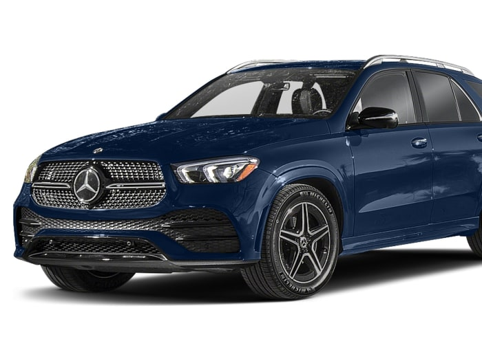 2020 Mercedes-Benz GLE 350 Safety Features