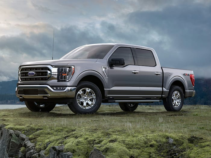 2021 Ford F-150 XLT 4x4 SuperCrew Cab Styleside 6.5 ft ...