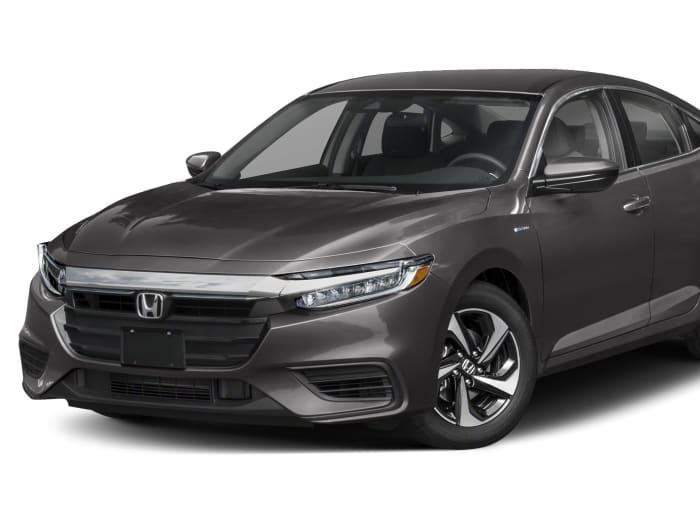 2021 Honda Insight EX 4dr Sedan Safety Features