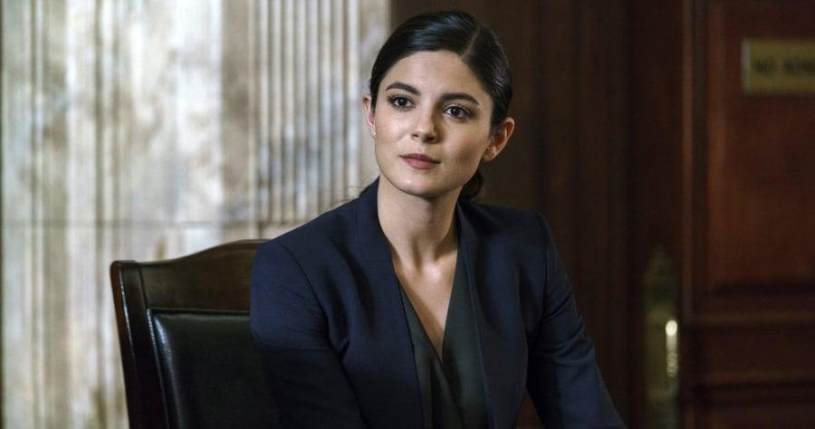 Monica Barbaro, CHICAGO JUSTICE