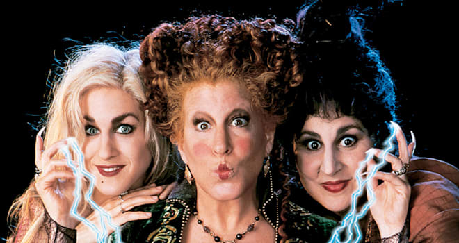 halloween may be over for the year but love for disneys 1993 spooky cult classic hocus pocus lives on and its three original stars all want to make a