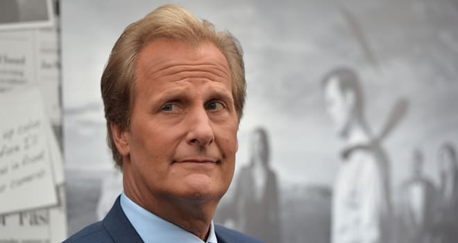 Jeff Daniels at the Premiere of HBO's 'The Newsroom' Season 2 on July 10, 2013
