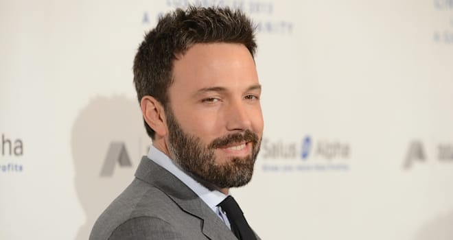 Ben Affleck at the Cinema for Peace 2013 Gala for Humanity