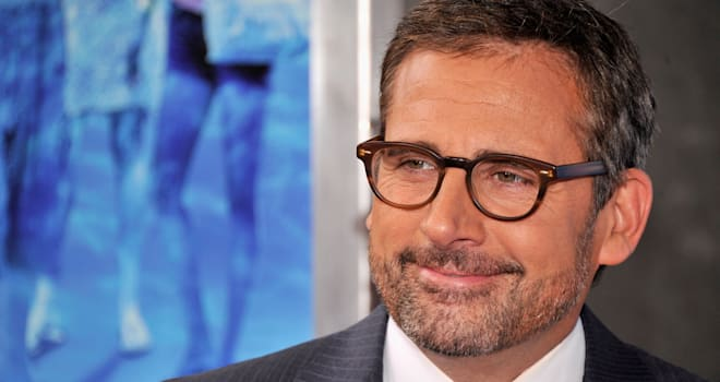 Steve Carell at the New York Premiere of 'The Way, Way Back' on June 26, 2013
