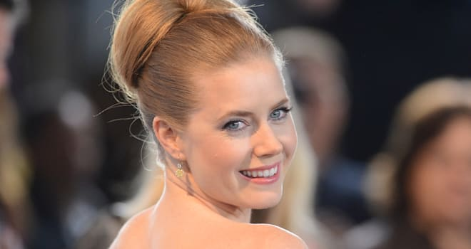 Amy Adams at the 'On the Road' Hollywood Premiere on November 3, 2012