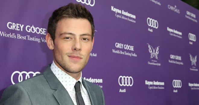 Cory Monteith at the 2013 Chrysalis Butterfly Ball