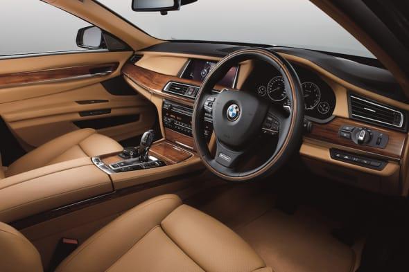 BMW ActiveHybrid 7 Individual Edition