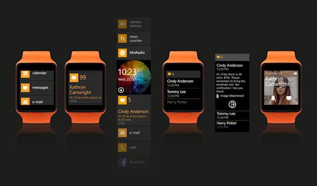 Microsoft Moonraker: So It Would Be The Nokia Smartwatch