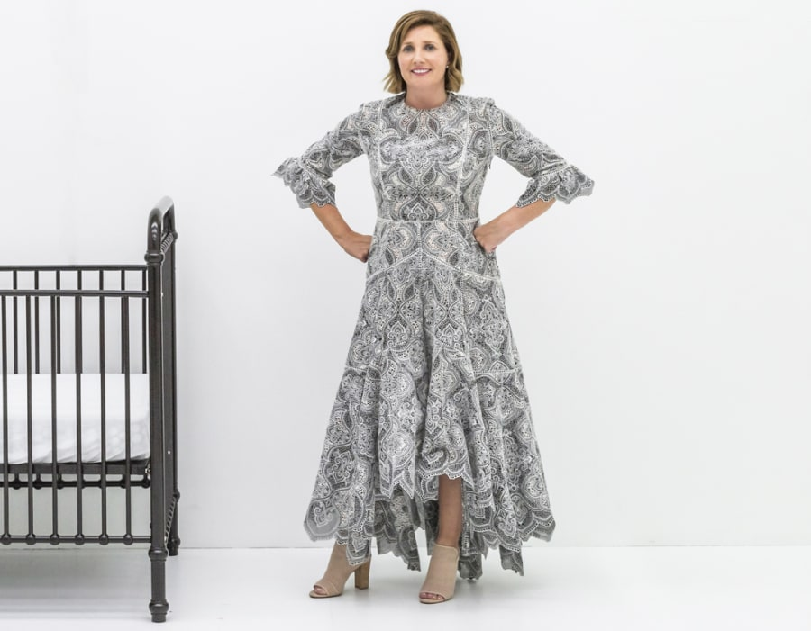 Kristy Withers, founder of children's furniture brand Incy Interiors, says as an entrepreneur, you need...