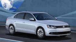 Vw Recalling Tiguan Jetta Hybrid Over Electrical And