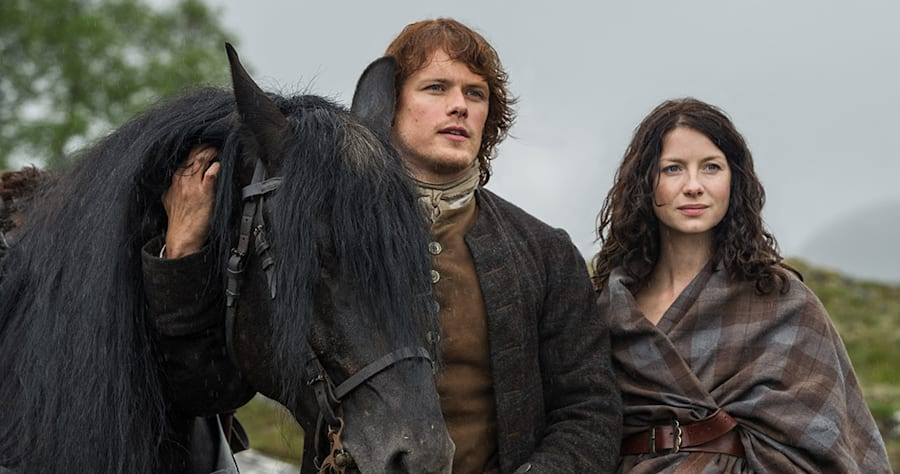Starz Sets Premiere Date For Outlander Season Three