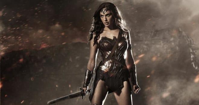 Gal Gadot at Wonder Woman