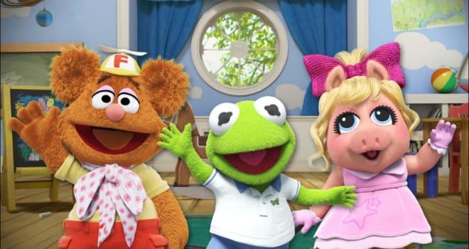 muppet babies, reboot, revival, disney, disney junior, muppets