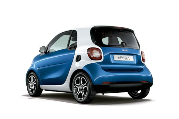 smart fortwo Oct,2015