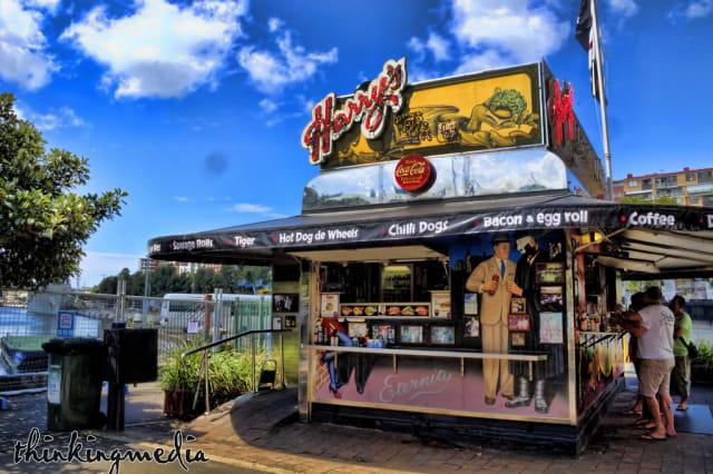 Harry's Café De Wheels in Sydney