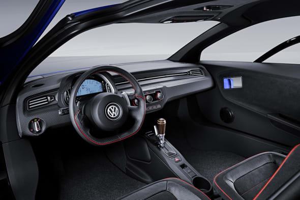 ParisMotorShow2014 volkswagen XL sport concept