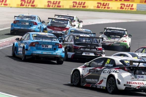 2017 WTCC Race of Hungary