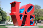 """Love in Scottsdale Civic Plaza (flipped)"" by Dru Bloomfield is licensed under CC BY 2.0"