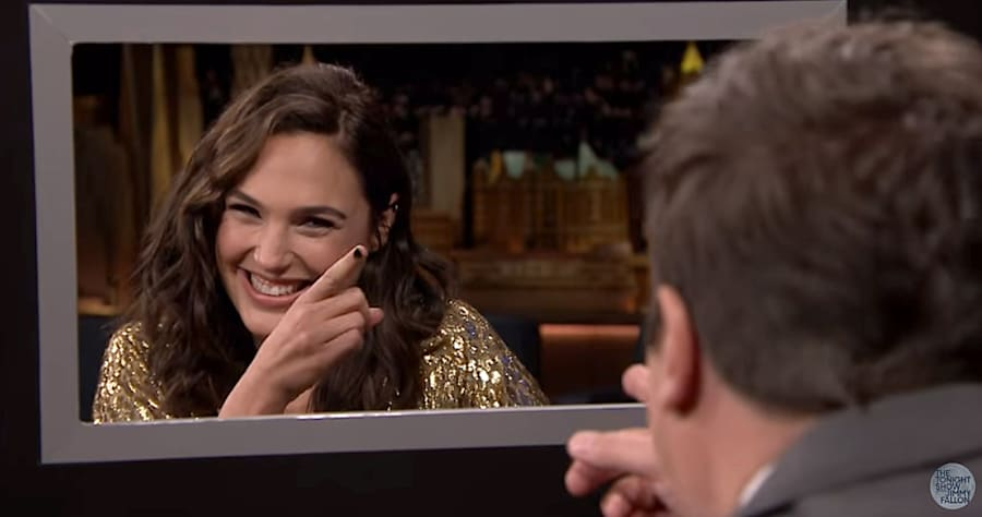 Gal Gadot Destroys Jimmy Fallon at 'Box of Lies' in the Most Adorable Way
