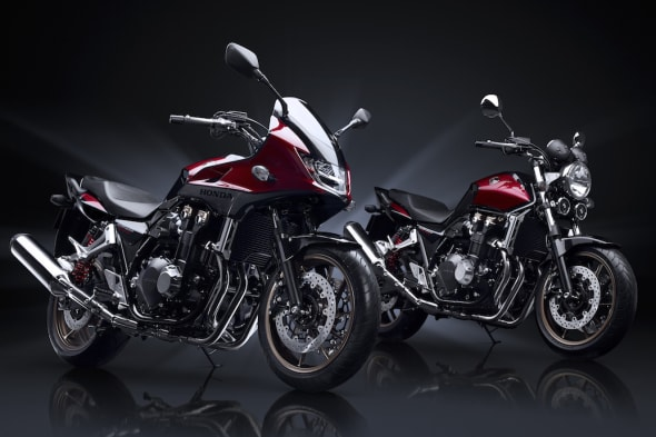 HONDA「CB1300 SUPER FOUR」2015 New Color