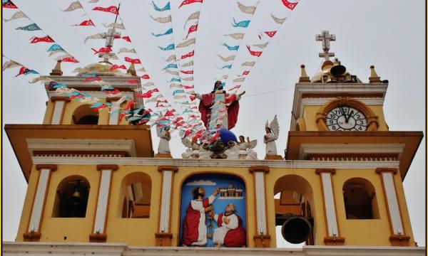 Capilla de San Padro,San Pablo del Monte,Estado de Tlaxcala,México